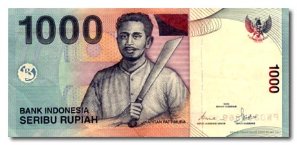 Indonesian Banknote